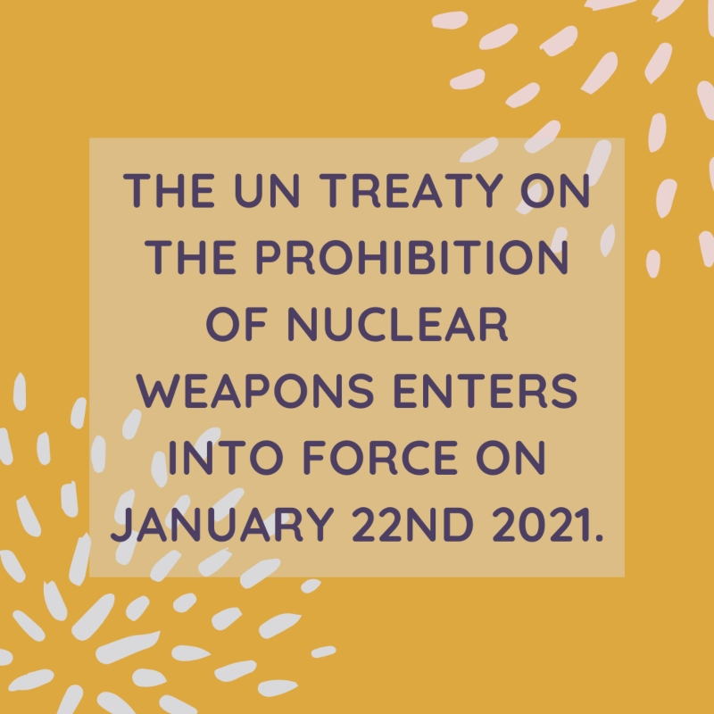 The UN passes into legal force