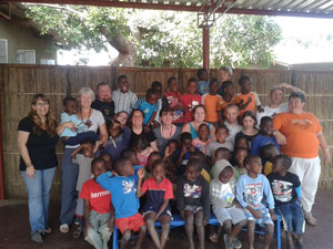 Buttershaw Baptist Mission trip