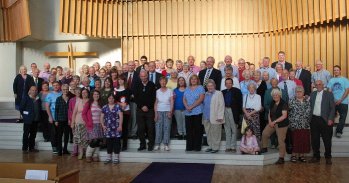 The Baptist Union of Great Britain : Courage    and
