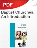 BaptistChurchesIntroduction
