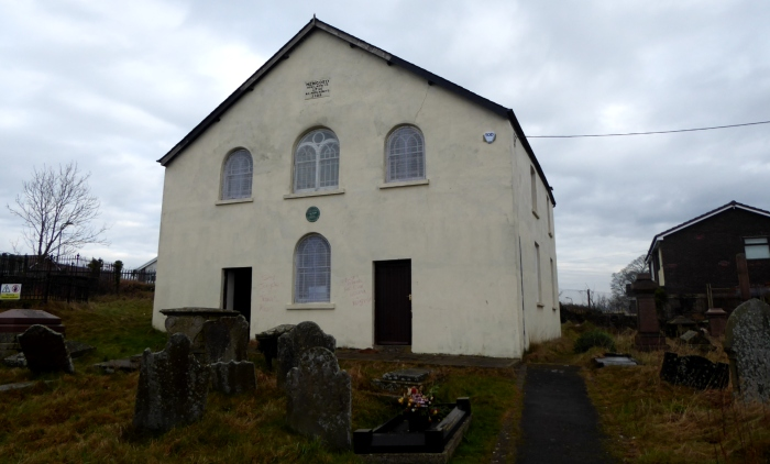 Hengoed Baptist Church700