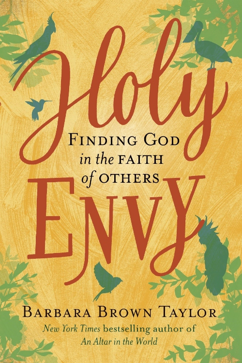 holy envy barbara Brown Taylor