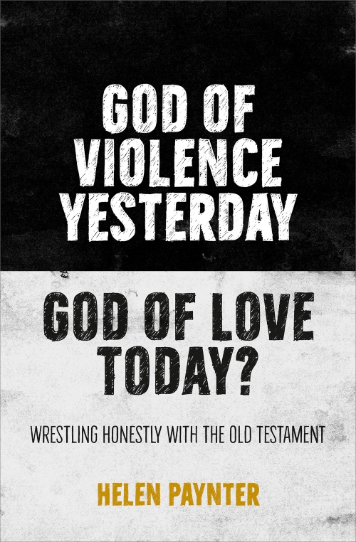 god of violence - Helen Paynte