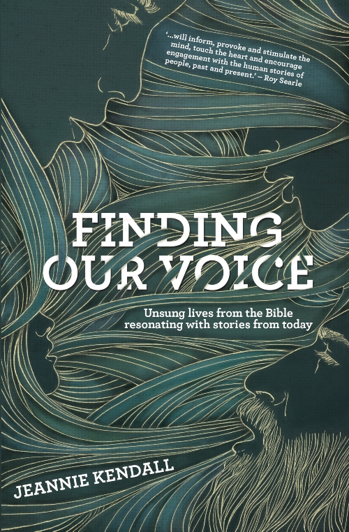 finding our voice - Kendall1